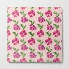 Lovely Azalea Flowers Metal Print