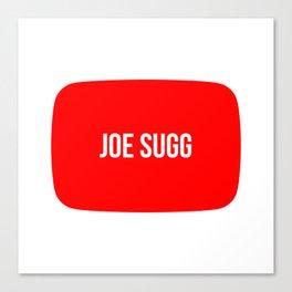 Joe Sugg Canvas Print