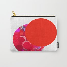 SexyPlexi dots  two love moons Carry-All Pouch