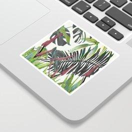 Watercolor Plants II Sticker