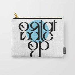 Original Copy Carry-All Pouch