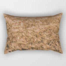 Vintage Field 04 Rectangular Pillow