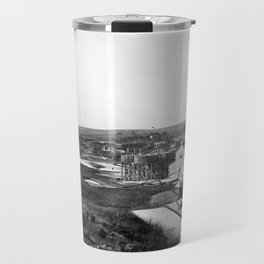 Redondo Salt Works, California, ca.1895-1910 Travel Mug