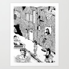 Love St.  Art Print