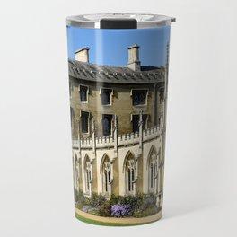 St. John's College, Cambridge Travel Mug