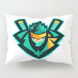 green ninja Pillow Sham