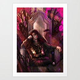 Cardan Art Print