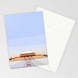 Forbidden City, Beijing, China Stationery Cards