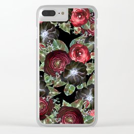 The Night Garden II Clear iPhone Case