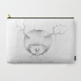 Tree Horns Carry-All Pouch