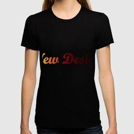 New Design T-shirt