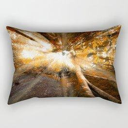 Into the Jungle Rectangular Pillow