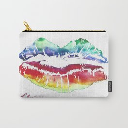 Kiss Of Color Carry-All Pouch