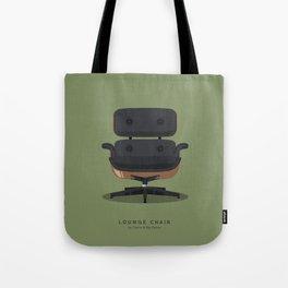 Lounge Chair - Charles & Ray Eames Tote Bag