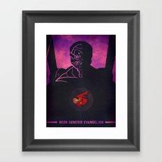 Second Child  Framed Art Print