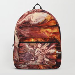 The fairy and the violin Backpack