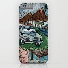 I'd Like To Stay / Someone's Disappearance 2 iPhone 6s Slim Case