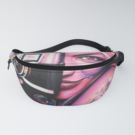 Photographer Girl Fanny Pack