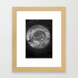 Plato Myth: The Other World Framed Art Print