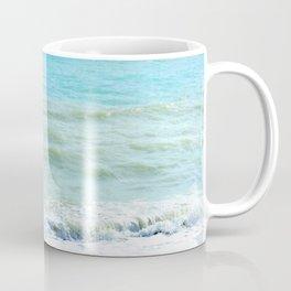 frothy surf (thank you, moon) Coffee Mug