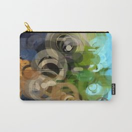 Avenue To Happy Town Carry-All Pouch
