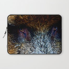 The North   Wild Boar Laptop Sleeve