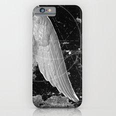 A Very Old Man with Enormous Wings iPhone 6s Slim Case