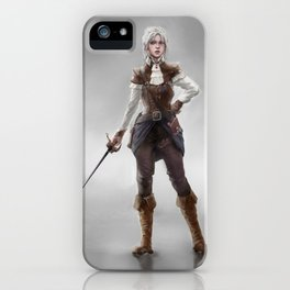 The Assassin iPhone Case