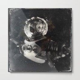 Rocket Man Metal Print