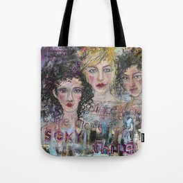 Sexy Thing Tote Bag