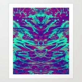 Slomo Art Print