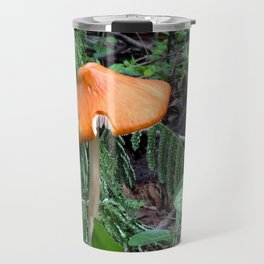 Magic Mushroom Travel Mug