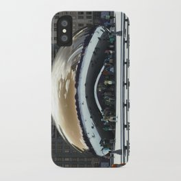 bean to cloud-gate recently? iPhone Case