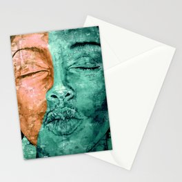 I used to know myself Stationery Cards