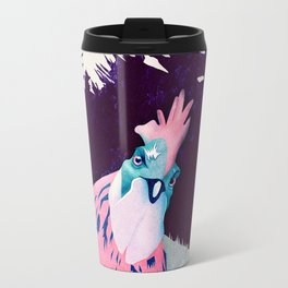 What the Hegg (Pink Version) Travel Mug