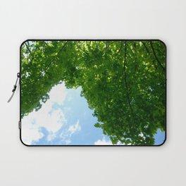 Dublin Trees & Sky Laptop Sleeve