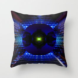 Isis: Queen of the World Throw Pillow