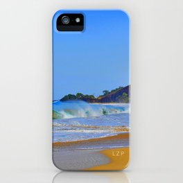 Big Beach Makena iPhone Case