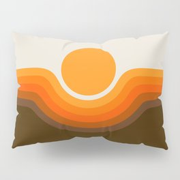 Golden Canyon Pillow Sham