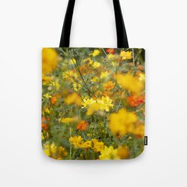Summer flew by in a blur Tote Bag