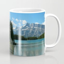 Island In the Lake Coffee Mug