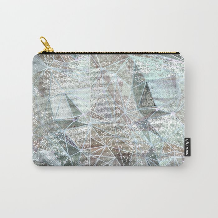 dreamy space structure Carry-All Pouch