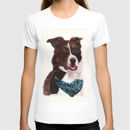 Chip the Border Collie T-shirt