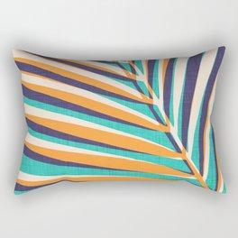 Southwest Palm Frond Rectangular Pillow