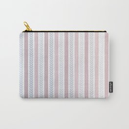 Simple Abstract Arrows Pattern Carry-All Pouch