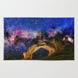 Broken Arch Night Sky Design Rug