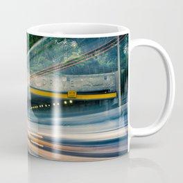 Tunnel Burst Coffee Mug