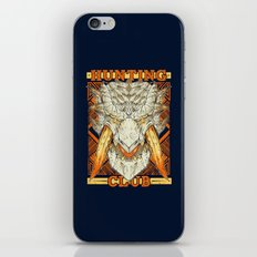Hunting Club: Barioth iPhone & iPod Skin