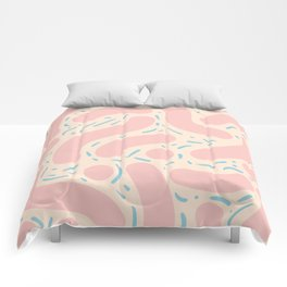 Wibbly Wobbly - Cotton Candy Comforters