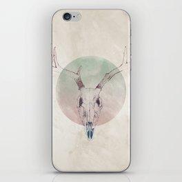 Bones iPhone Skin